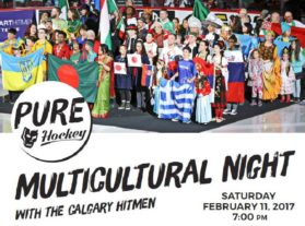 Multicultural Hockey Night