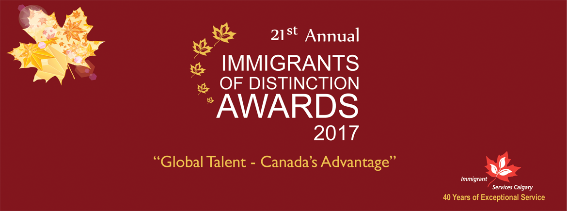 Immigrants of Distinction Awards 2017