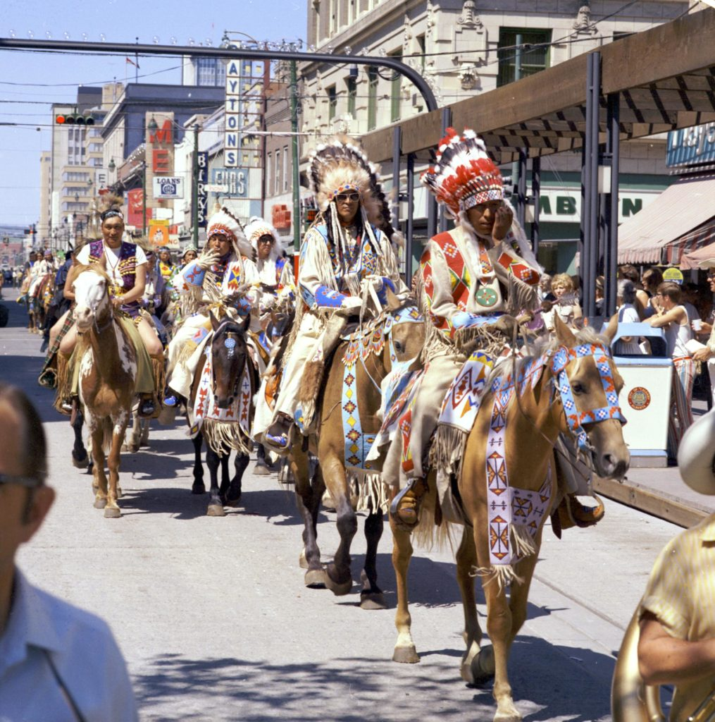 Who Are The First Nations In Calgary The Immigrant