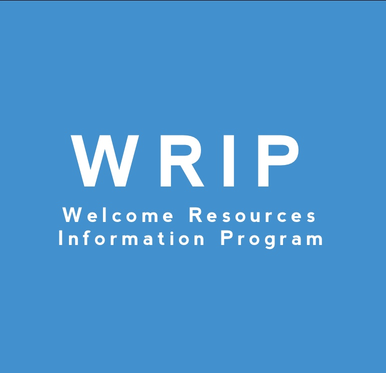 Welcome Resources Information Program (WRIP) Image