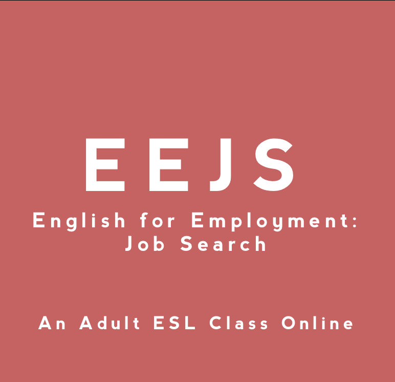 English for Employment: Job Search Image