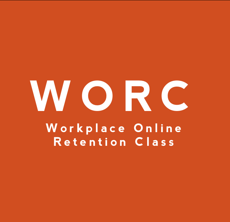 Workplace Online Retention Class Image