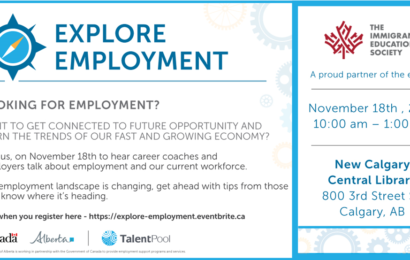 Explore Employment at TIES
